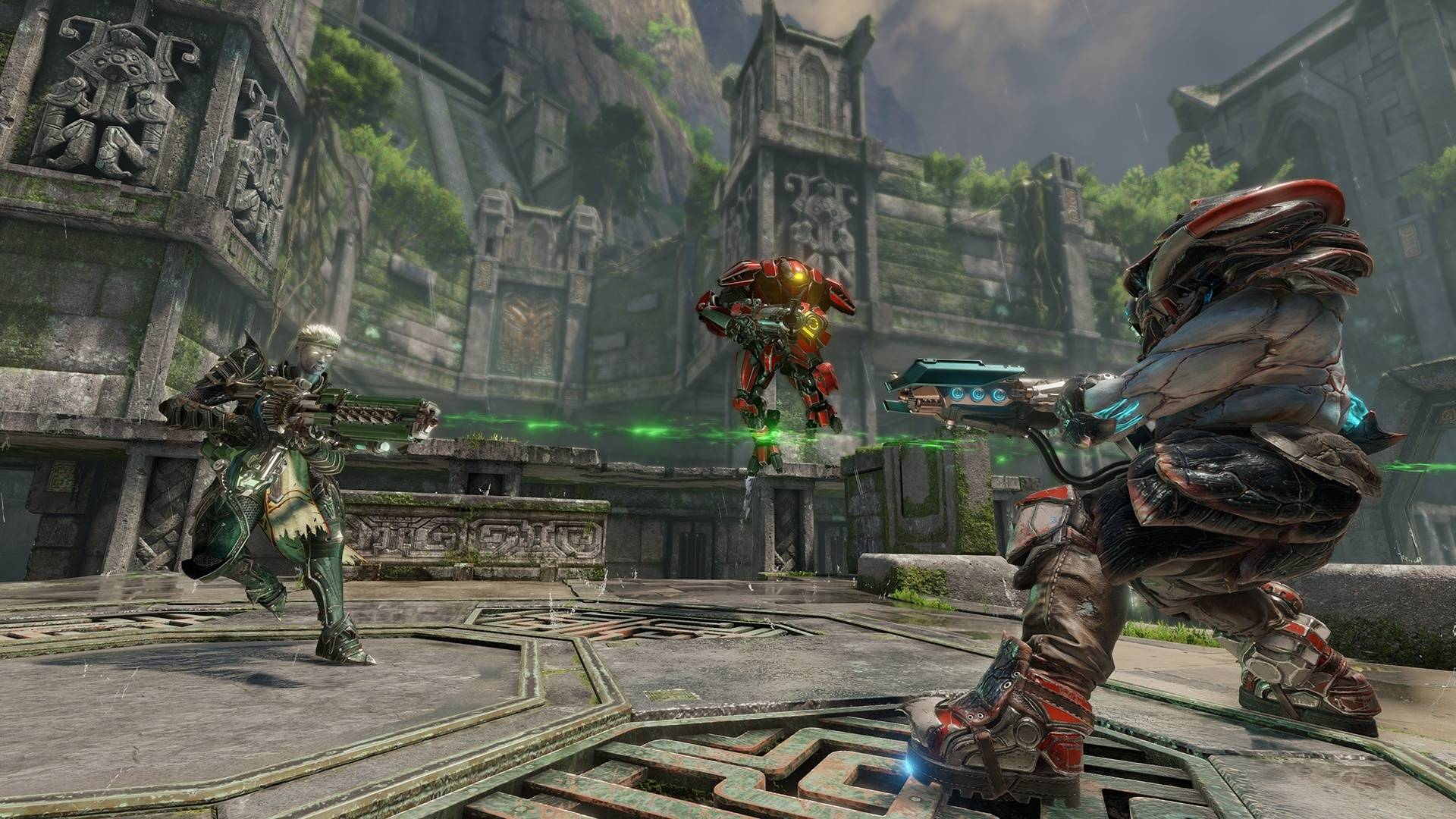 Quake Champions - Early Access startet nächste Woche