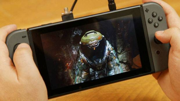 DOOM: Erste technische Details der Switch-Version