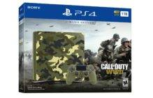 Call of Duty: WW2 – PlayStation 4 in Camouflage