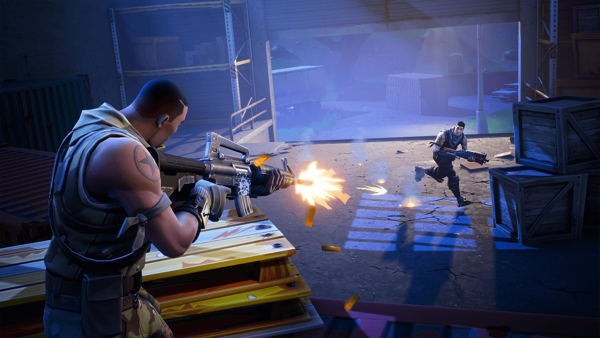 Fortnite: Gameplay-Trailer stellt den neuen Battle Royal-Modus vor