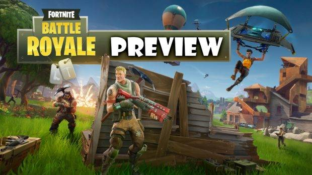 Fortnite: Battle Royale Preview – Das bessere PUBG?