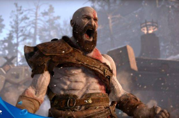 Neuer Darsteller für Kratos in God of War