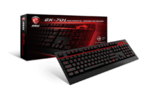 Review: MSI GK-701 Mechanical Gaming Tastatur