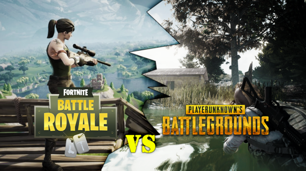 PUBG und Fortnite: Battle Royale – Bluehole wirft Epic Games dreiste Kopie vor!