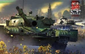 War Thunder: Update 1.71 New E.R.A. veröffentlicht