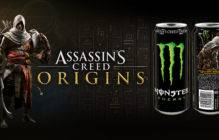 Assassin's Creed: Origins – Kooperation mit Energy-Drink