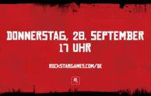 Red Dead Redemption 2: Ankündigung für den 28. September!