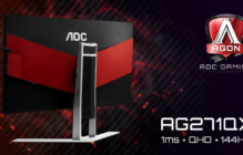 Review: Monitor AOC AGON AG271QX