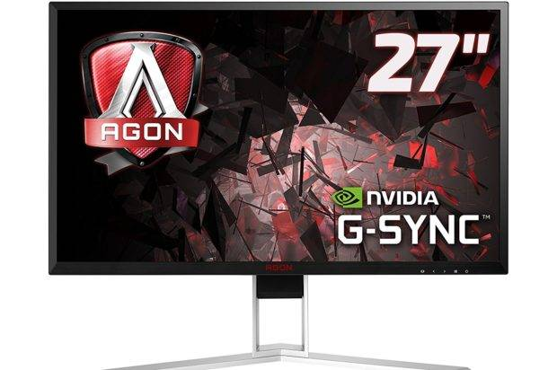 Review: AOG AG271QG – 165 Hz WQHD Gaming-Monitor