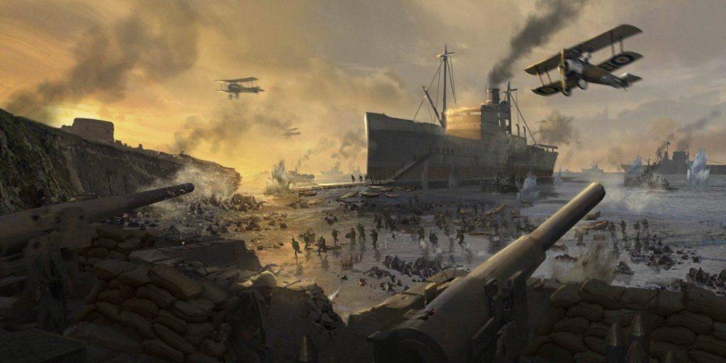 Battlefield 1: Turning Tides vorgestellt
