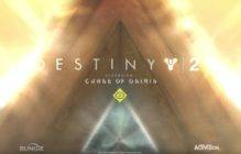 Destiny 2: Curse of Osiris Erweiterung Reveal Trailer