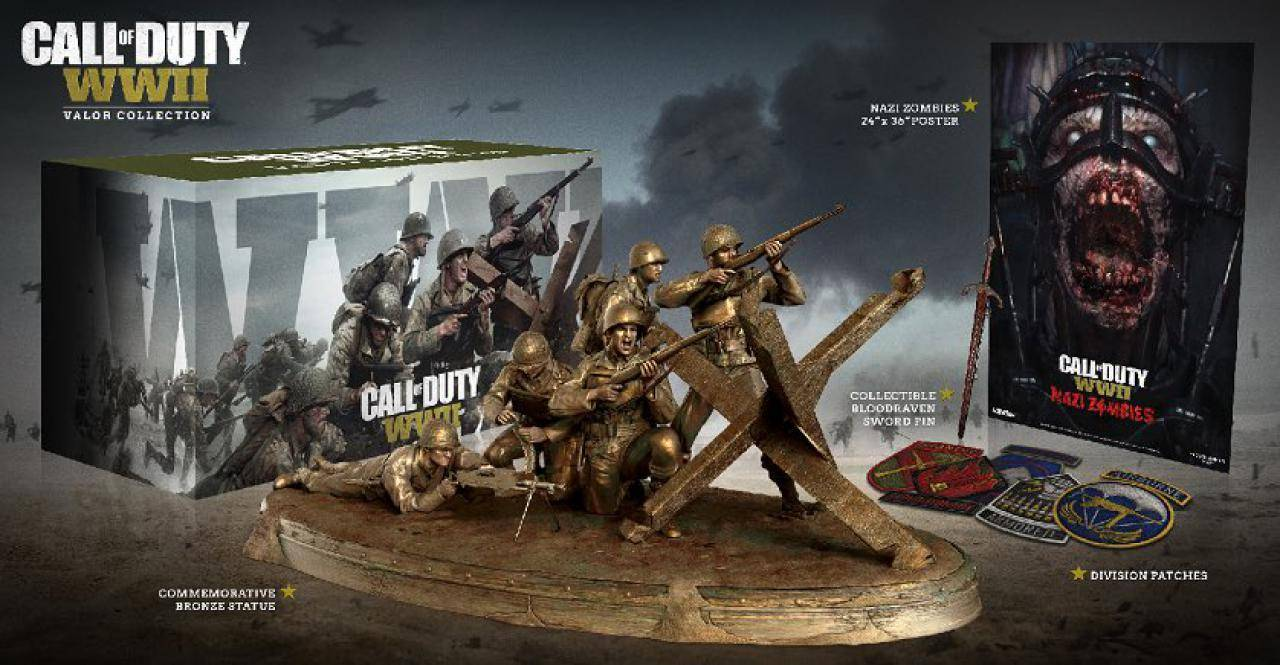 Nazi-Zombies in Call of Duty: WWII