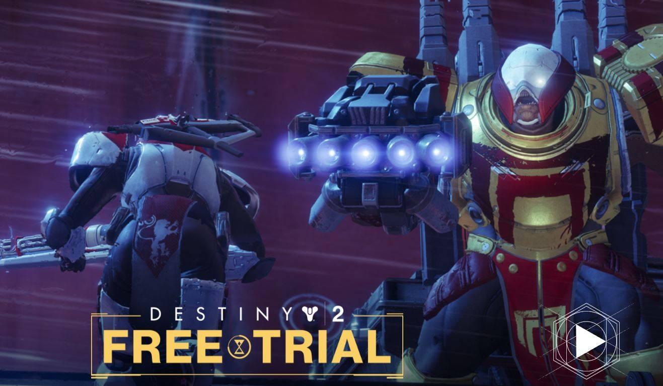 Destiny 2: Kostenlose Demo erscheint morgen für PS4, Xbox One und PC