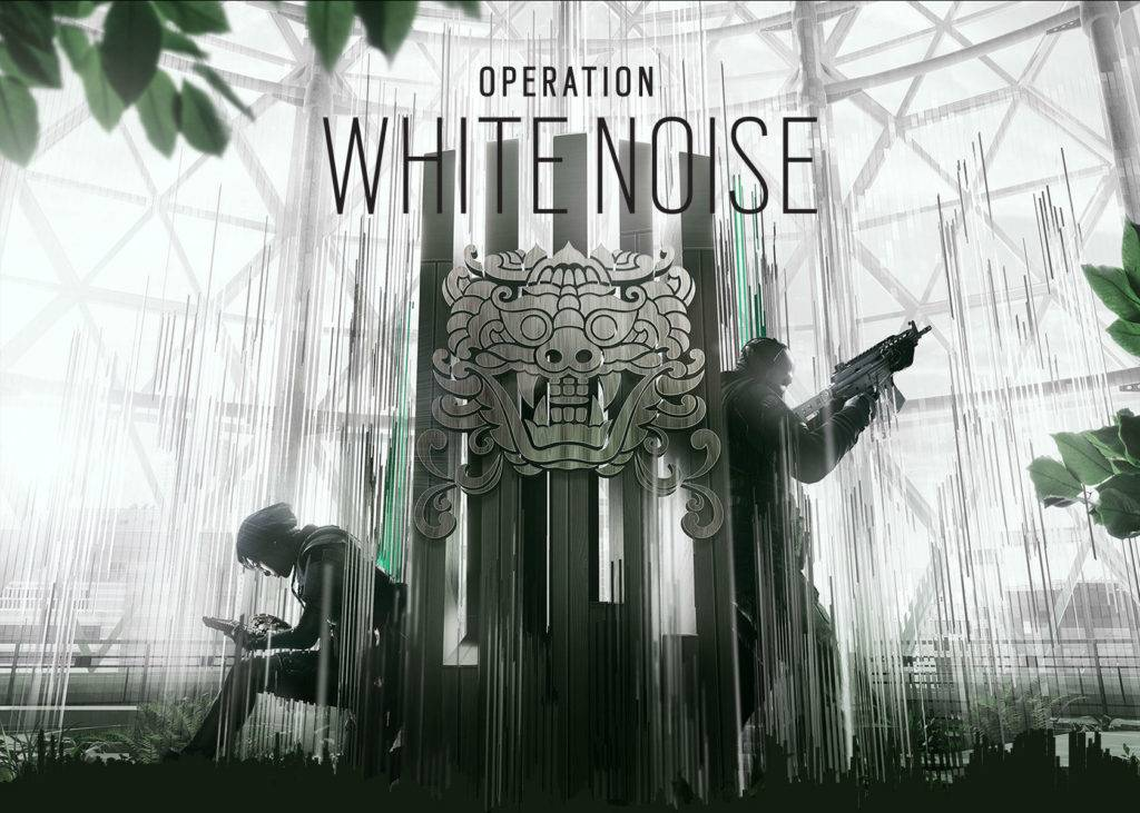 Rainbow Six Siege – Operation White Noise veröffentlicht!
