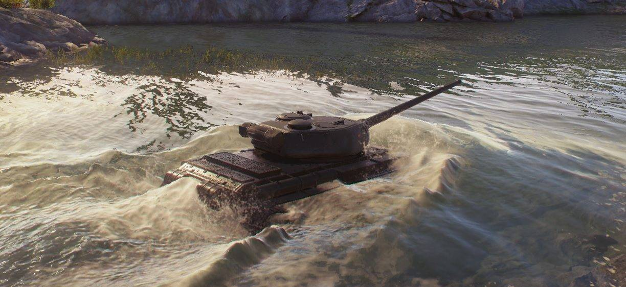 World of Tanks bekommt bessere Grafikengine