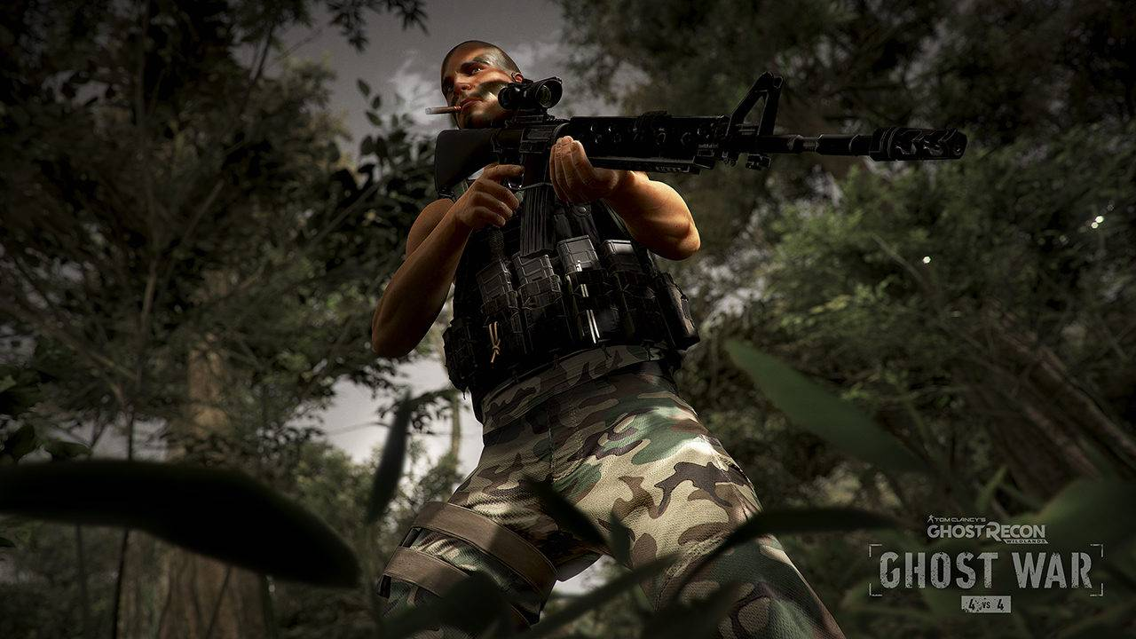 Ghost Recon Wildlands - Spezialmission mit Sam Fisher angekündigt