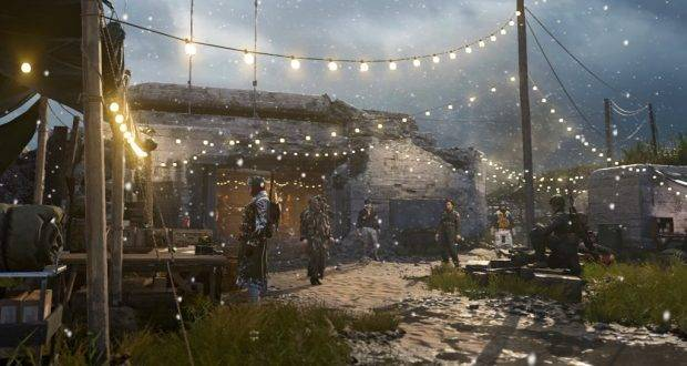 Call of Duty: WW2 – Neues Update und Winter-Event