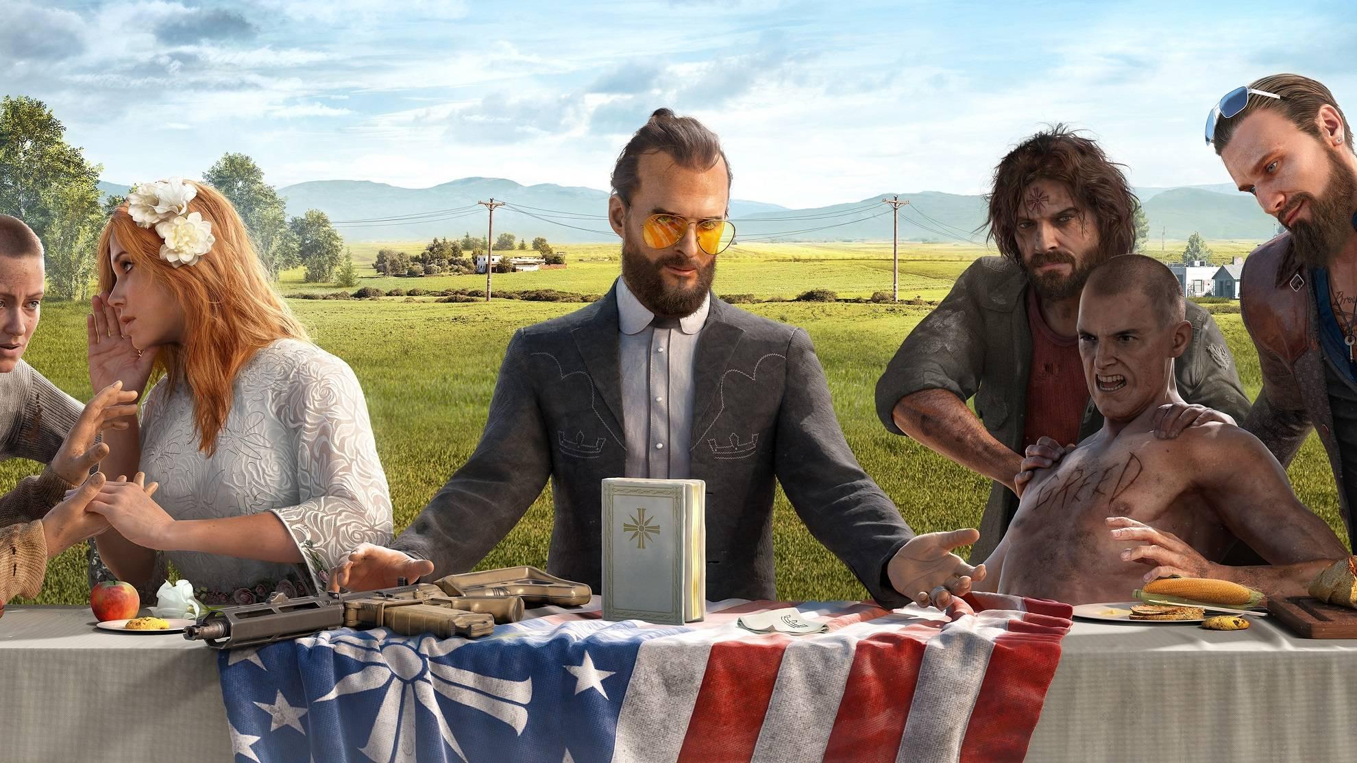 Far Cry 5 Spielzeit-Dauer: So lange wird euch die Kampagne beschäftigen