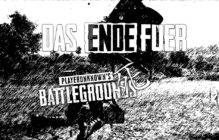 Das Ende für Playerunknown's Battlegrounds!