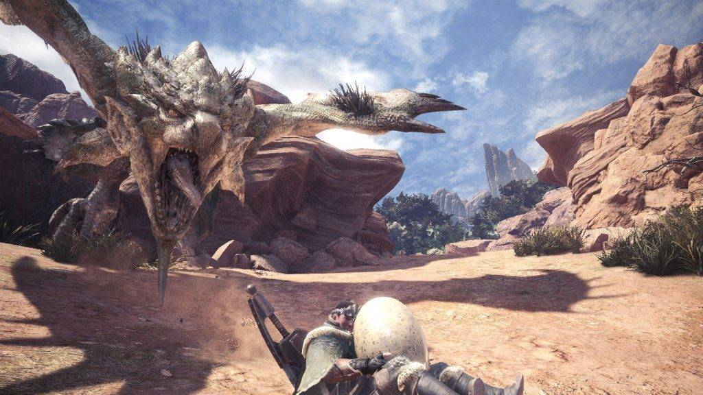 Kommt Monster Hunter World auf die Switch?