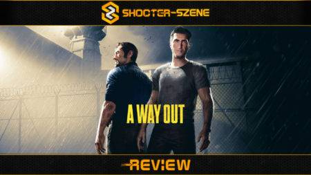 Review A Way Out Shooter Szene