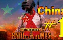 China Number One – Zumindest in PUBG
