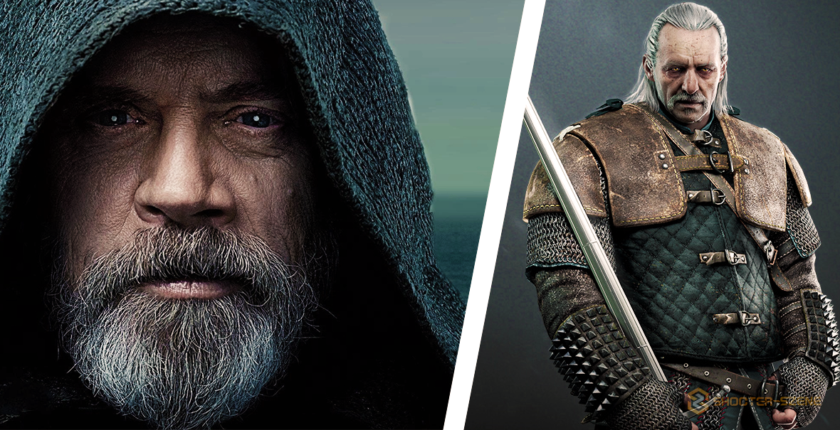 The Witcher-Serie: Mark Hamill (Luke Skywalker) will Vesemir spielen!