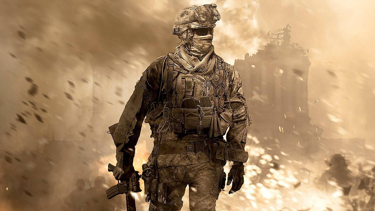 Call of Duty Modern Warfare 2 Remastered - Händler listet den Shooter