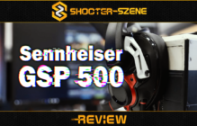 Review: Sennheiser GSP 500 Gaming-Headset