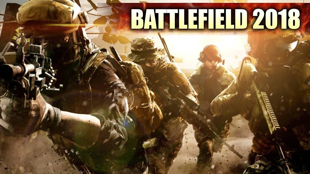 Battlefield 2018 heißt Battlefield V & Termine für Enthüllung