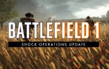Battlefield 1 – Update mit Schock-Operationen!