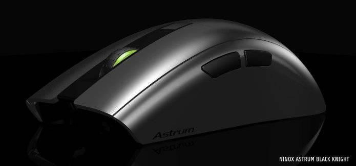 Ninox Astrum: Leichtgewicht-Maus im Kickstarter