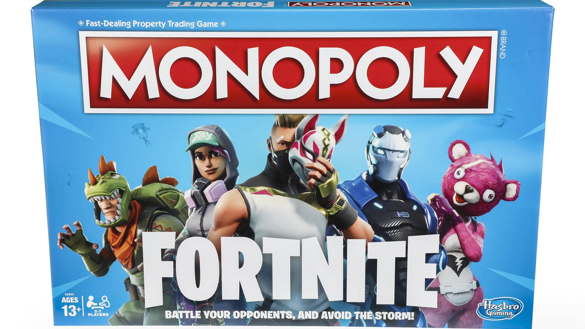 Fortnite: Epic Games und Hasbro kooperieren