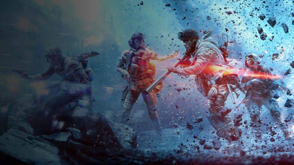 Battlefield 5 großes Wallpaper