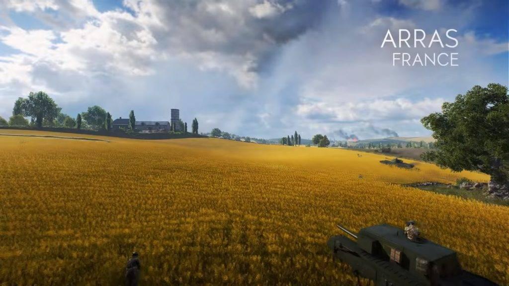Battlefield 5 - Karte Arras