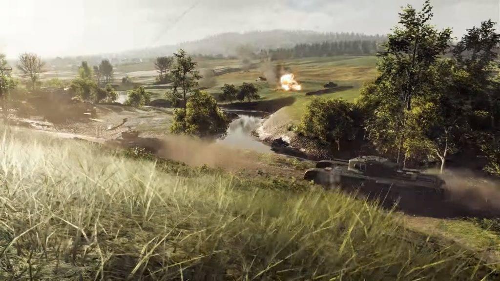 Battlefield 5 - Karte Panzerstorm
