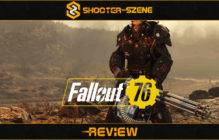 Fallout 76 in der Review: Trostlose Party