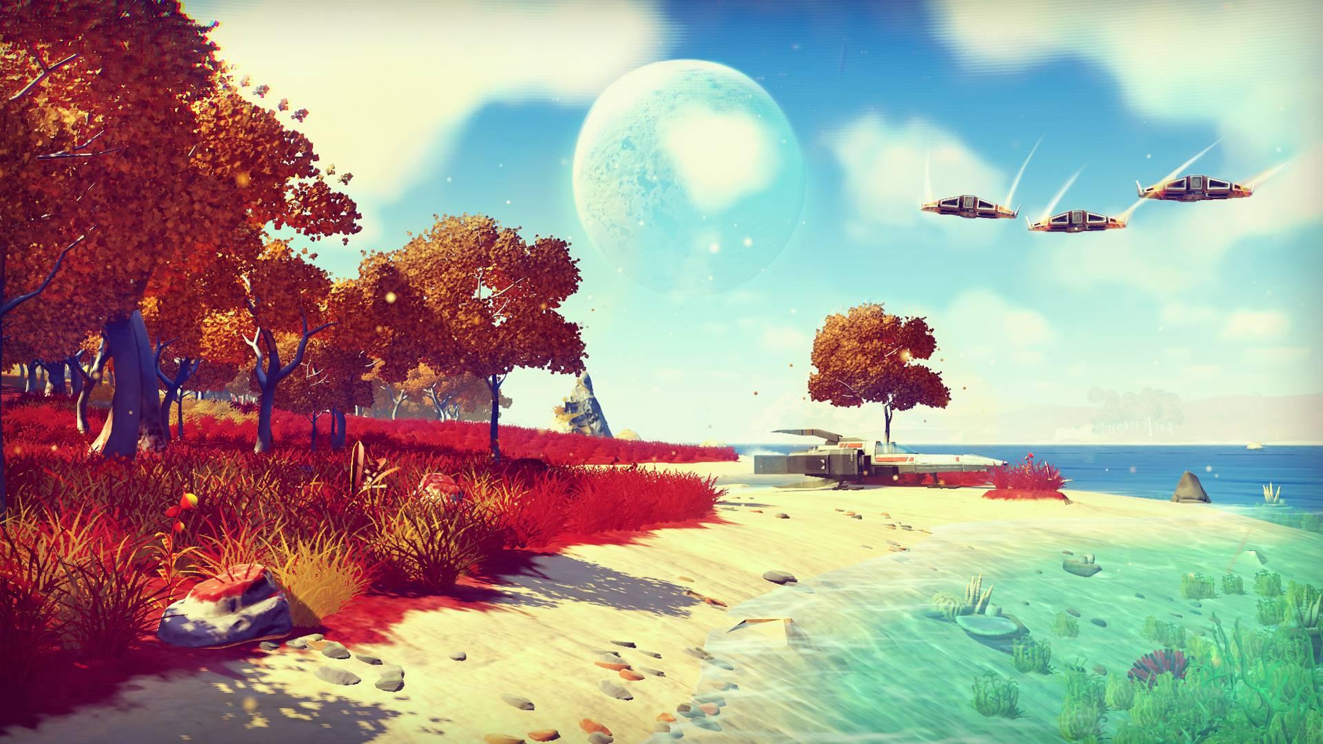No Man's Sky: Visions Erweiterung bringt neuen Content!