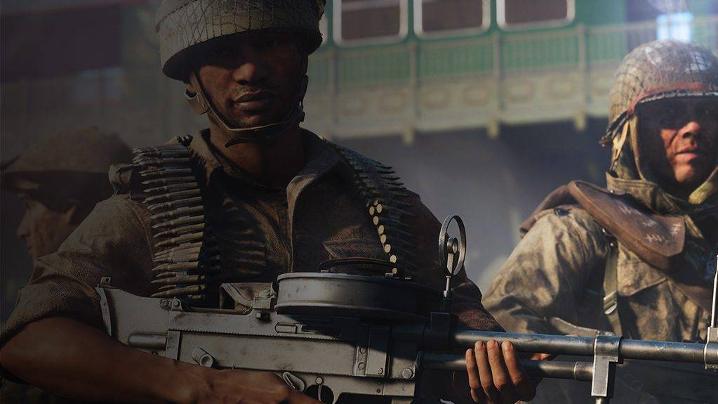 Battlefield 5 Tides of War Chapter 1 Overture
