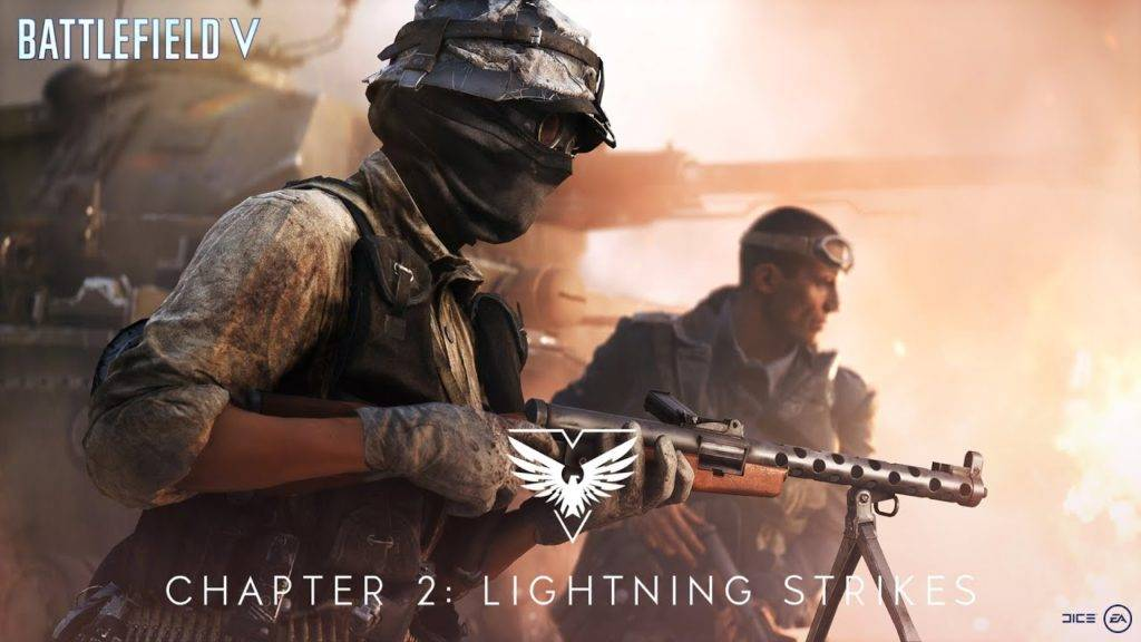 Battlefield 5 - Kapitel 2: Lightning Strikes