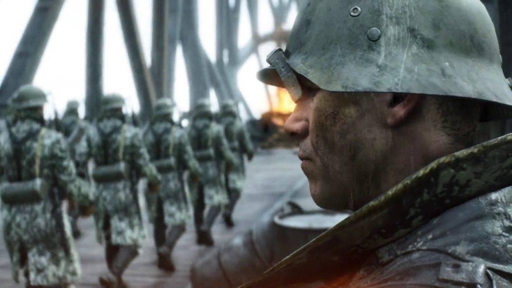 Battlefield 5 - Kapitel 2 Fahrzeuge Logo Deutsche maschieren
