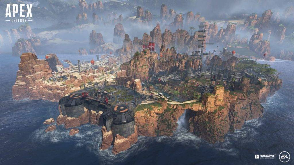Apex Legends Map Overview