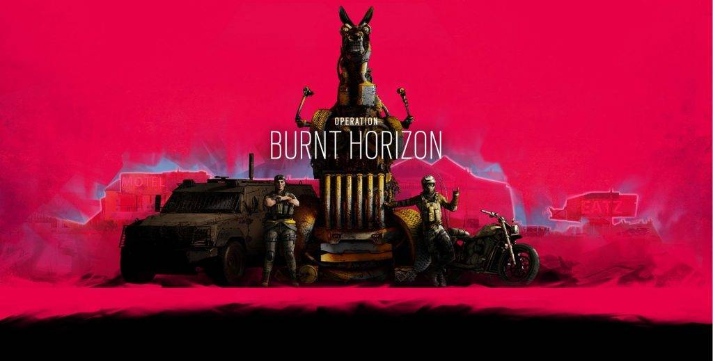 Operation Burnt Horizon Main Logo