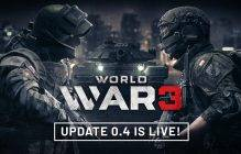 World War 3: Update mit neuer Map und Server Browser