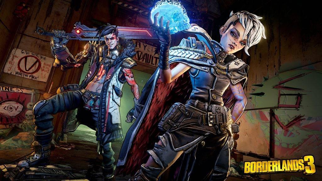 Borderlands 3: Box Art veröffentlicht