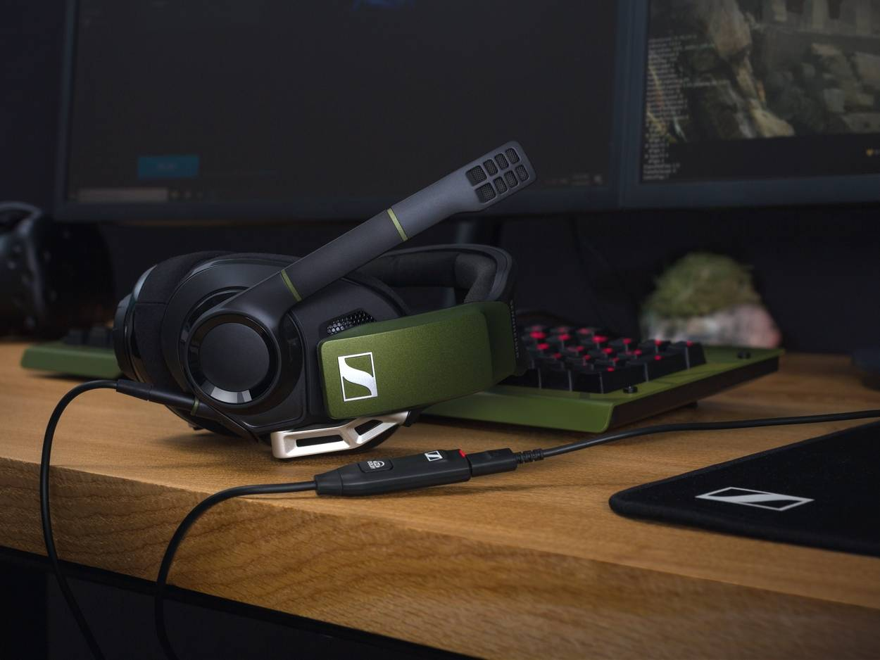 Review: Sennheiser GSP 550 Gaming Headset