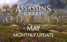 Assassin's Creed Odyssey: Update Mai 2019
