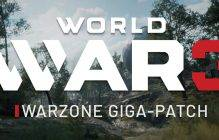 World War 3: Warzone Giga-Patch Notes veröffentlicht
