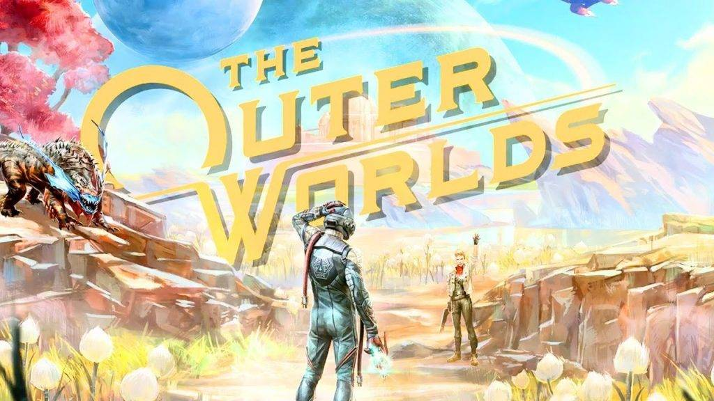 The Outer Worlds - Announcement Trailer Wallpaper