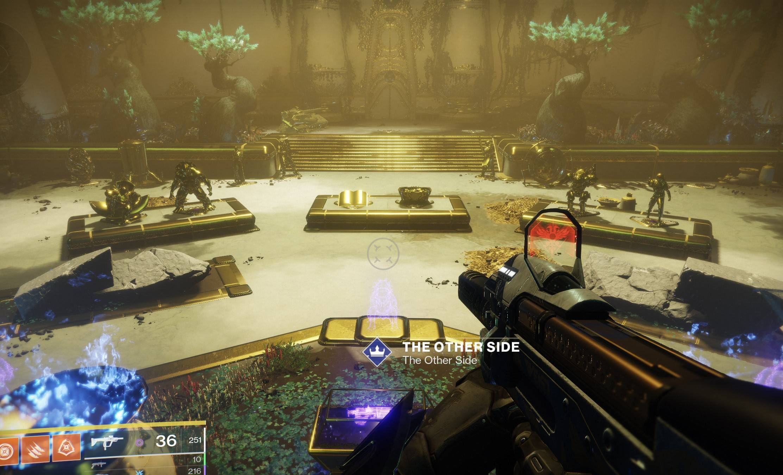 Destiny 2: Tribute Hall und Bad Juju Katalysator - Shooter-sZene